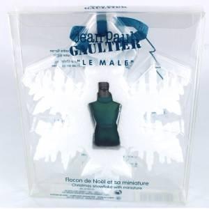 EDICIONES ESPECIALES - Le Male Eau de Toilette by Jean Paul Gaultier 3.5ml. (Navidad - EDICIÓN ESPECIAL) (Últimas Unidades)