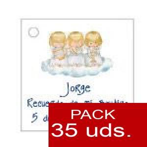 Imagen Etiquetas personalizadas Etiqueta Modelo D26 (Paquete de 35 etiquetas 4x4)