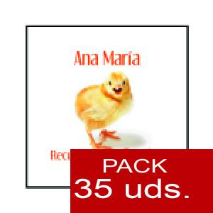 Imagen Etiquetas personalizadas Etiqueta Modelo F14 (Paquete de 35 etiquetas 4x4)
