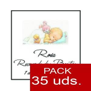 Imagen Etiquetas personalizadas Etiqueta Modelo F24 (Paquete de 35 etiquetas 4x4)
