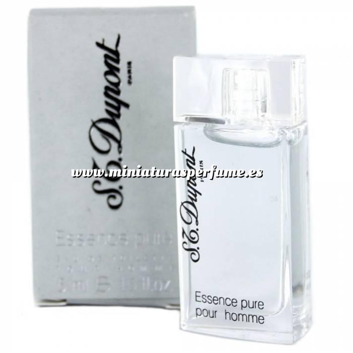 Imagen -Mini Perfumes Hombre S.T. Dupont ESSENCE PURE Pour Homme Eau de Toilette by S.T. Dupont 5ml.(Ideal Coleccionistas) (Últimas Unidades)