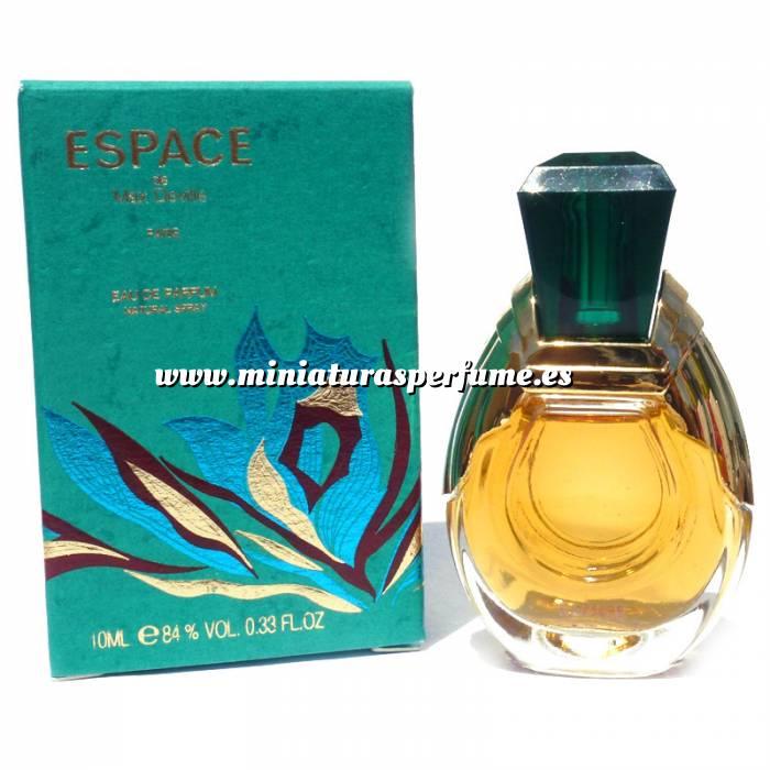 Imagen -Mini Perfumes Mujer Espace Eau de Parfum by Max Deville 10ml. (Últimas Unidades)