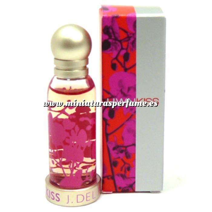 Imagen -Mini Perfumes Mujer Halloween Kiss Eau de Toilette de Jesús del Pozo 4ml.