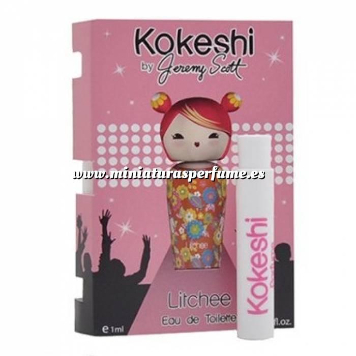 Imagen -Mini Perfumes Mujer Kokeshi LOTUS EDT by Valeria Attinelli 1,2ml. (Últimas Unidades)