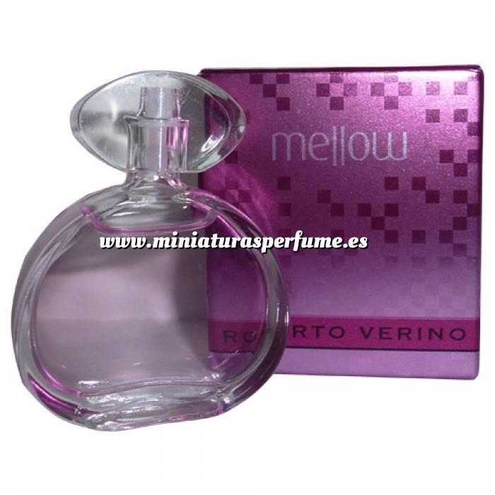 Imagen -Mini Perfumes Mujer Mellow Eau de Toilette de Roberto Verino 4ml. (Últimas Unidades)