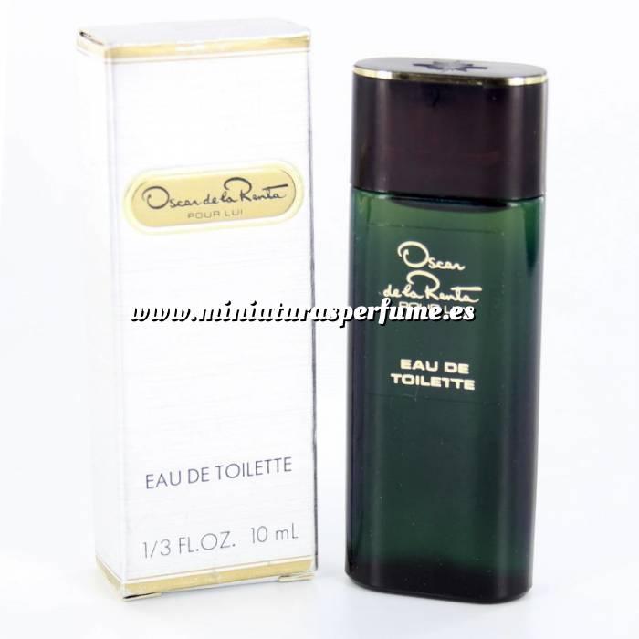 Imagen -Mini Perfumes Mujer Oscar de la Renta Pour Lui Eau de Toilette by Óscar de la Renta 10ml. (Ideal Coleccionistas) (Últimas Unidades)