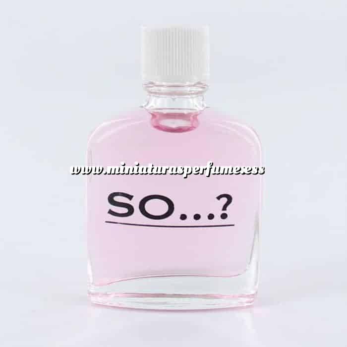 Imagen -Mini Perfumes Mujer SO mini perfume 4.5ml (Últimas Unidades)