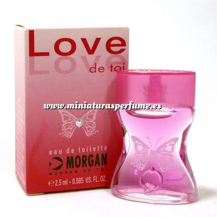 mini_perfume: Love de Toi by Morgan de Toi (Ideal Coleccionistas)