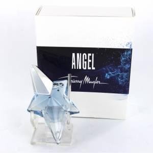 EDICIONES ESPECIALES - Angel Estrella del Deseo Eau de Parfum by Thierry Mugler 5ml. (EDICIÓN ESPECIAL Caja blanca con franja marino en medio) (Últimas Unidades)