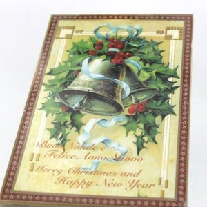 EDICIONES ESPECIALES - Perfume Card Eau de Toilette postales navideñas 20ml. (EDICIÓN ESPECIAL) (Últimas Unidades)