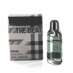 Mini Perfumes Hombre - The Beat For Men Eau de Toilette by Burberry 4,5ml. (IDEAL COLECCIONISTAS) (Últimas Unidades)