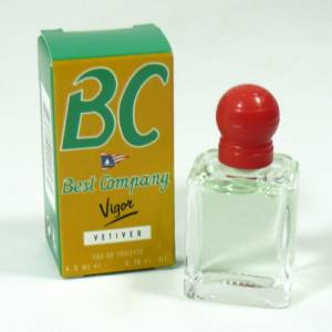 Mini Perfumes Mujer - Best Company Vigor Vetiver Eau de Toilette 4.5ml. (Ideal Coleccionistas) (Últimas Unidades)