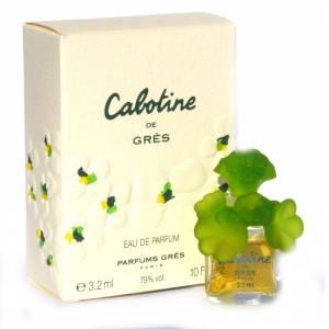 -Mini Perfumes Mujer - Cabotine by Grés (Últimas Unidades)