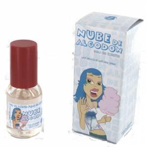 -Mini Perfumes Mujer - Fragancia Dulce Eau de toilette - Nube de Algodán 20ml. (áltimas Unidades)