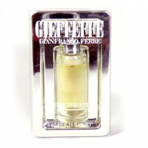 -Mini Perfumes Mujer - Gieffeffe Eau de Toilette by Gianfranco Ferre 5ml. (Últimas Unidades)