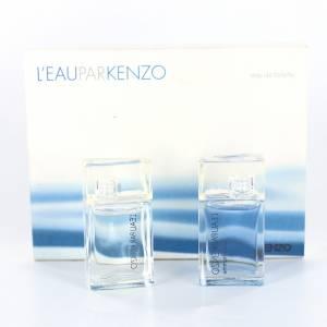 -Mini Perfumes Mujer - L Eau PAR (2 miniaturas) Eau de Toilette by Kenzo 4ml. (Últimas Unidades)