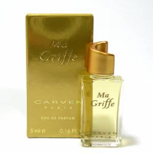-Mini Perfumes Mujer - Ma Griffe Eau de Parfum by Carven 5ml. (Últimas Unidades)