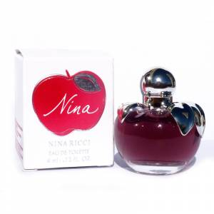 -Mini Perfumes Mujer - Nina Eau de Toilette by Nina Ricci 4ml. (Últimas Unidades)