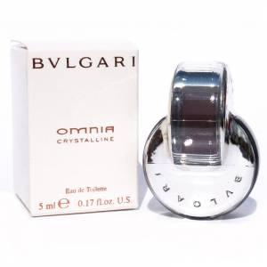 -Mini Perfumes Mujer - Omnia Crystalline Eau de Toilette - Bvlgari (Últimas Unidades)