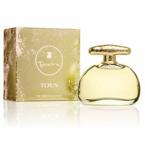 -Tous Mujer - Tous Touch GOLD 4 ml by Tous (Últimas Unidades)